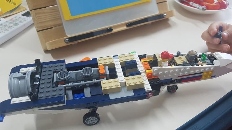 레고 블럭팡 영통점 - 크리에이터 31039
