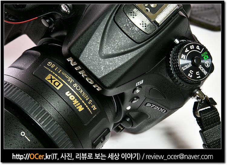 니콘 DSLR 렌즈 추천 35mm F1.8(35.8G) 카페렌즈와 함께한 D7200 인물 사진