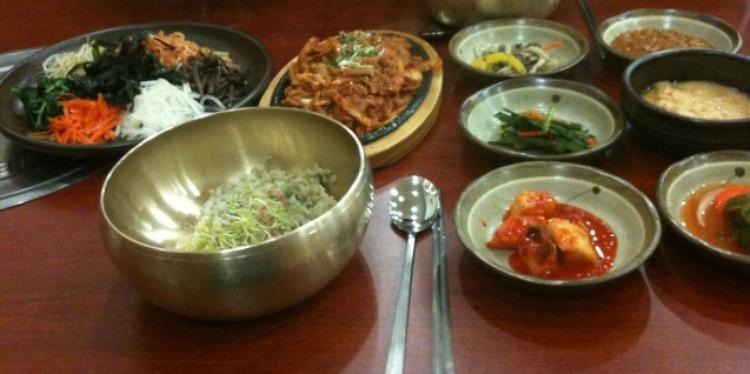 [청국장과 보리밥]-청국장과 보리밥