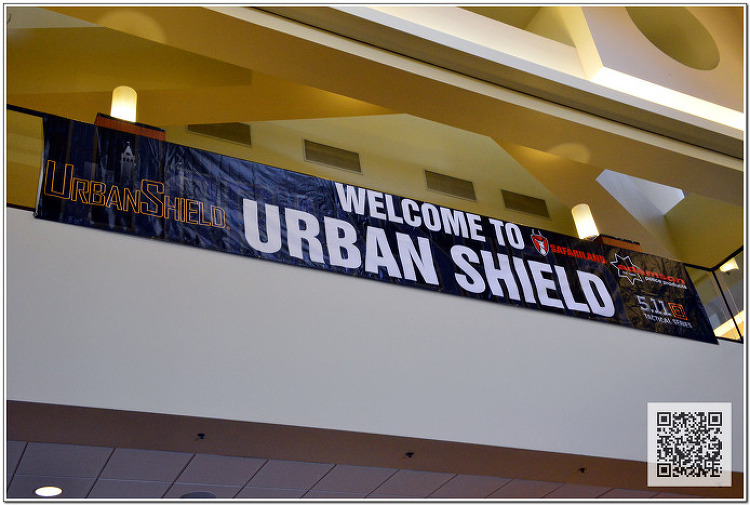 Urban Shield 2013 - Seminar & Vender Sho..