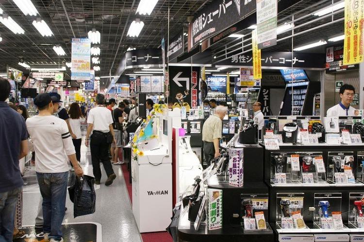 도쿄 여행 이야기 (15) 아키하바라 요도바시 카메라 빌딩