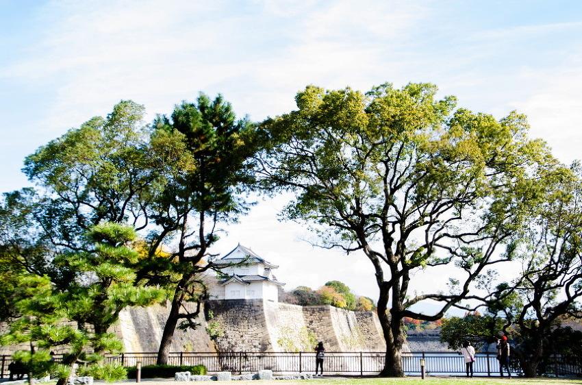 오사카 그리고 도톤보리입니다. 늦었지만 일본여행 마지막날이네요.