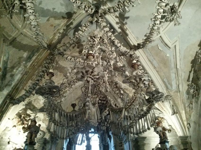 [체코]쿠트나 호라 140115 - 은광과 해골의 도시, 쿠트나 호라 (II)