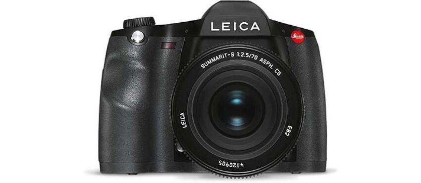 라이카 중형 디지털 카메라 S, S-E