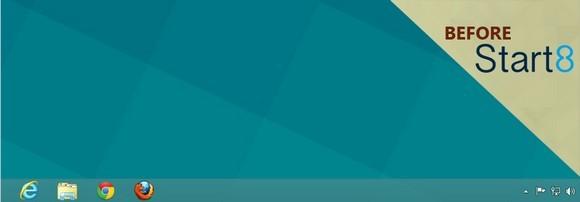 윈도우8 시작버튼 스타트8(start8), 윈도우7 스타일 시작 메뉴 프로그램