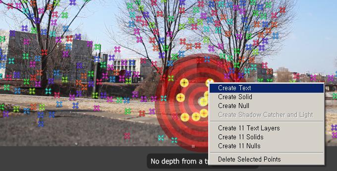 3D Camera Tracker