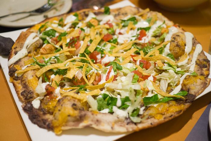 [강남 맛집] 아보카도 피자를 맛볼 수 있는 - 캘리포니아 피자 키친