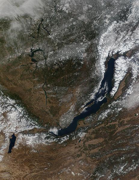 바이칼호 Baikal