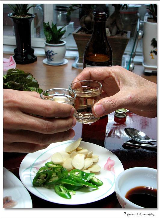 건강한술, 맛있는술, 담백한 술, 국순당 백세주 담