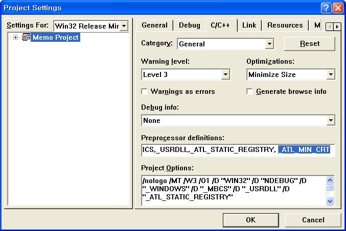 _ATL_MIN_CRT, IT, C++, ATL, WTL, LIBCMT.lib(crt0.obj) : error LNK2001: unresolved external symbol _main, LIBCMT.lib(crt0.obj) : error LNK2001:, LIBCMT.lib, error LNK2001: unresolved external symbol _main, C++ 에러, VC++, MFC