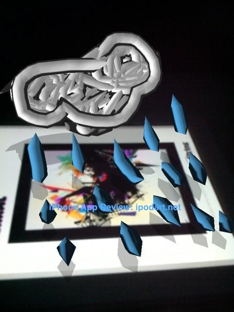아이폰 아이패드 AR  증강현실 체험 String Augmented Reality Showcase