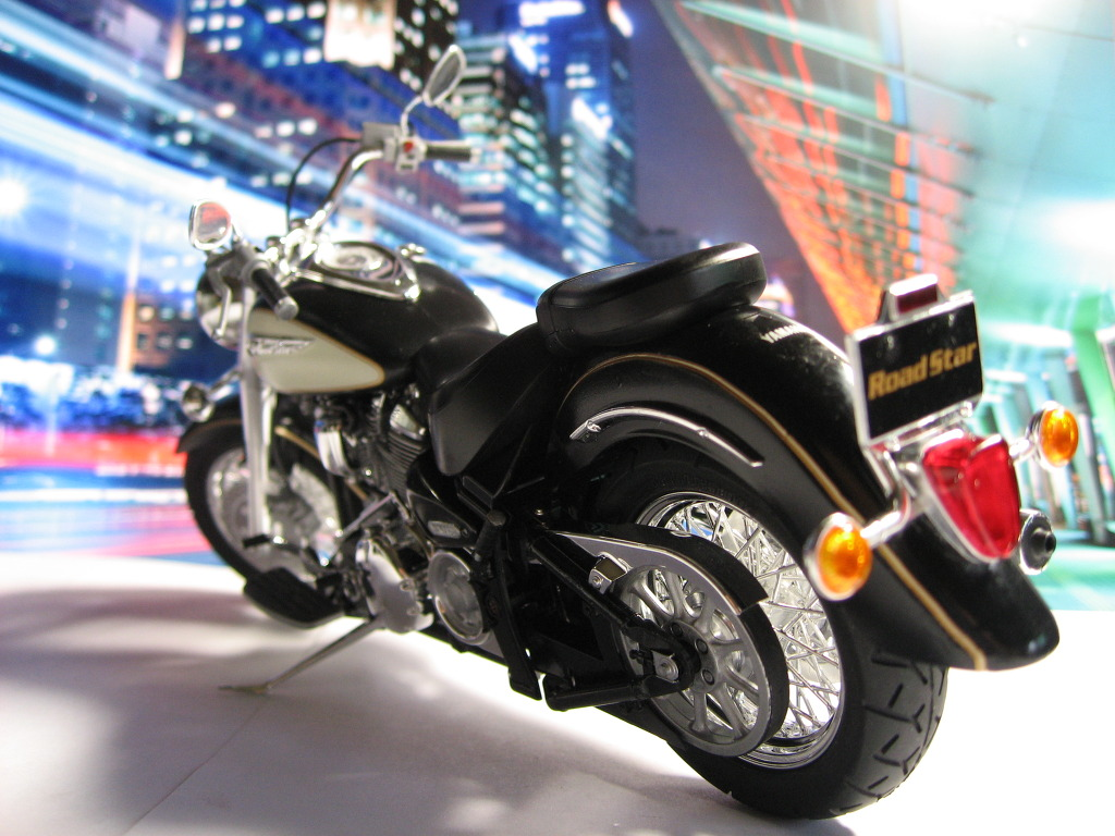 Yamaha Road Star Warrior Motorcycles For Sale
