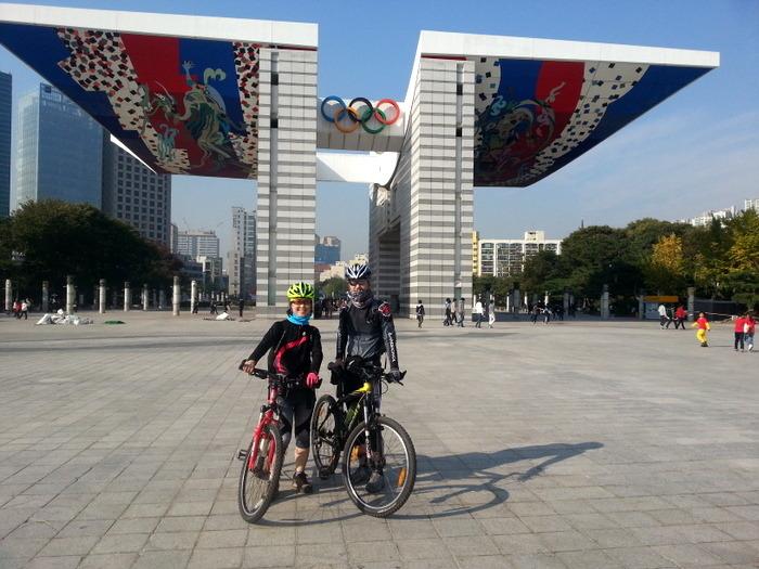2012년 1박 2일 양평 자전거여행