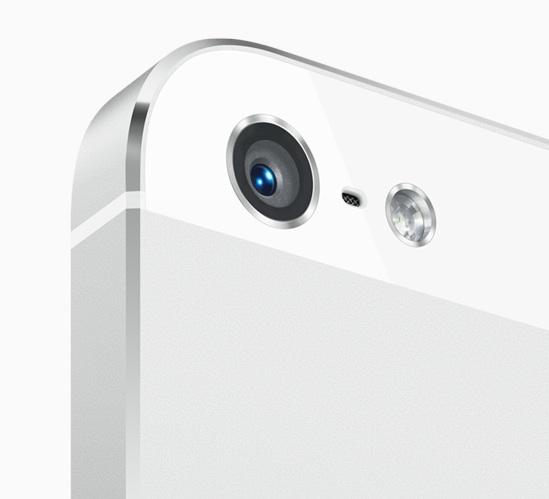 아이폰5 iSight 카메라