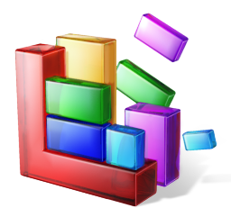 Defrag icon (c) Microsoft