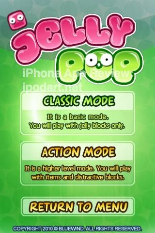 아이폰 아이팟터치 매치 게임 젤리팝 Jelly Pop