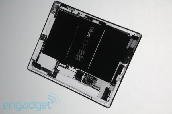 아이패드 2(iPad 2), 내부