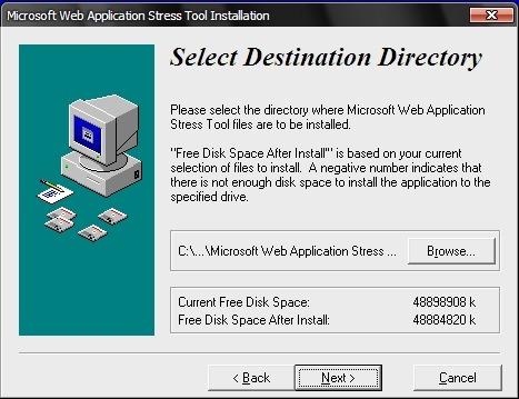 Stress Testing Web Applications - West Wind