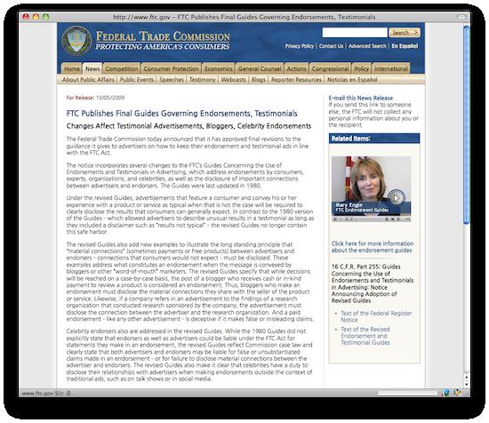 미국과 일본의 입소문(WOM) 광고 규제 현황