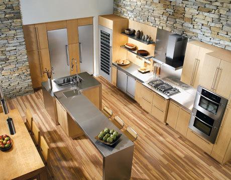 풍수인테리어:부자인테리어디자인:인테리어가 잘된 주방