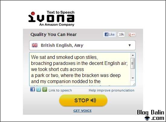영어 읽어주는 사이트 ivona 설명_02