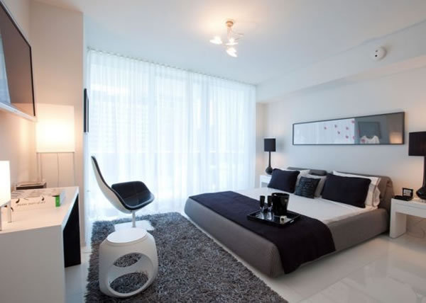 - Iluminacion dormitorios modernos ...