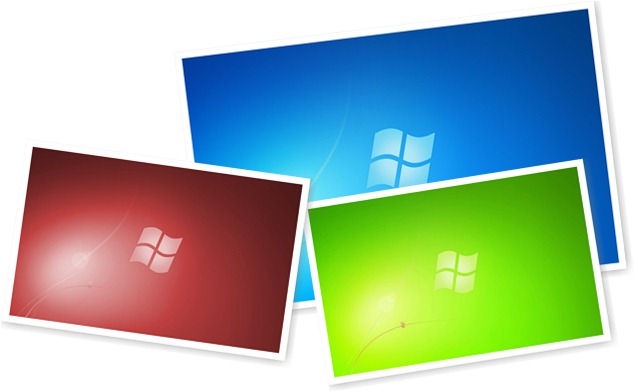 Windows 7 Starter Edition Wallpapers 보기