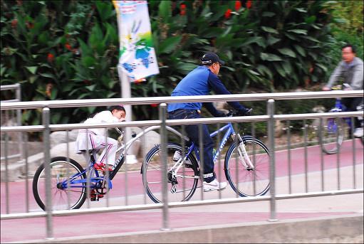 이인 자전거