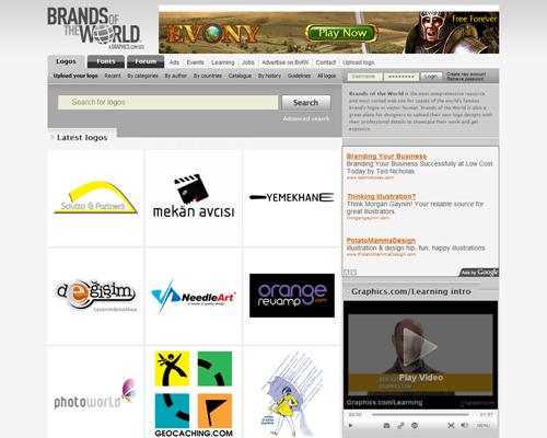 세계의 브랜드(brandoftheworld.com)