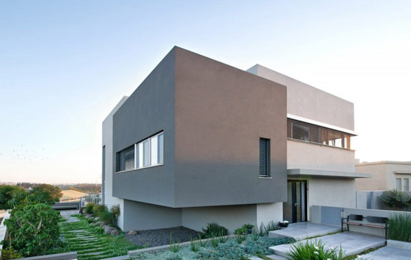 for Casas pintadas de gris
