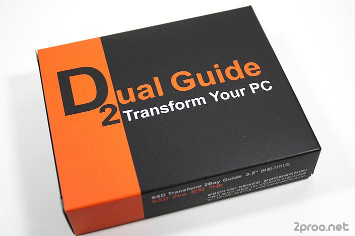 SSD Transform 2Bay Guide 3.5