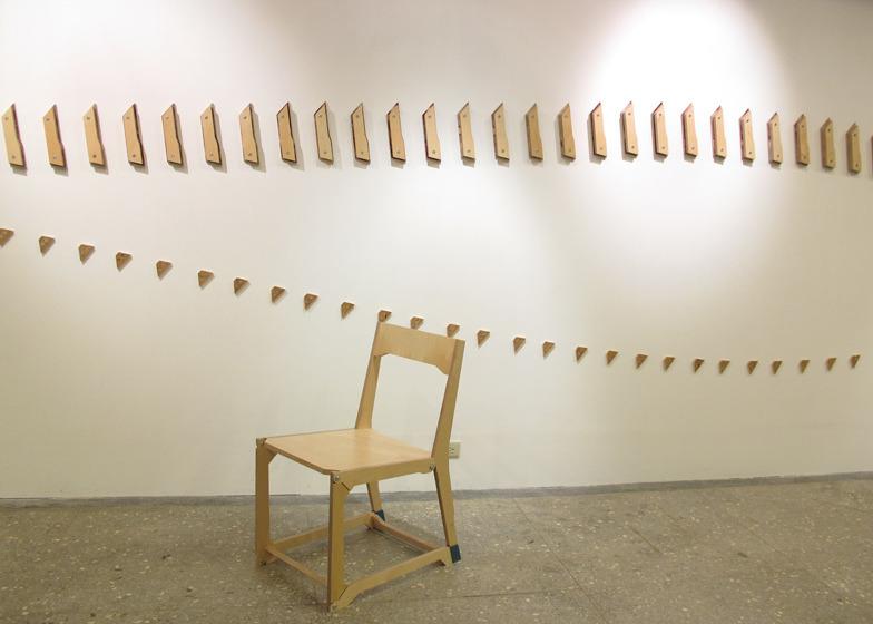 *접이식 의자의 또다른 변신은 무죄? [ Pilot///Wave ] L22 chair