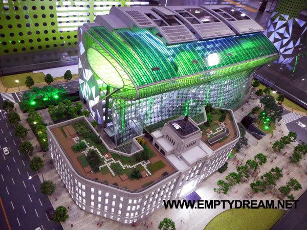 서울시청 시민청 - 지하 1, 2층 구경