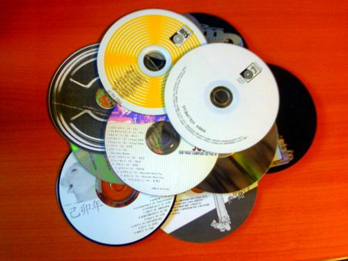 대중음악잡지 SUB 의 부록CD들