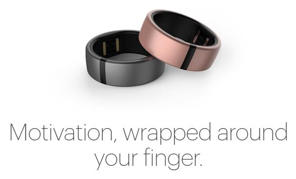 모티브링(Motiv Ring) 반지 타입 피트니스 웨어러블 디바이스