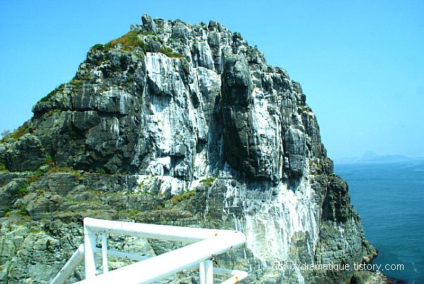 오륙도굴섬