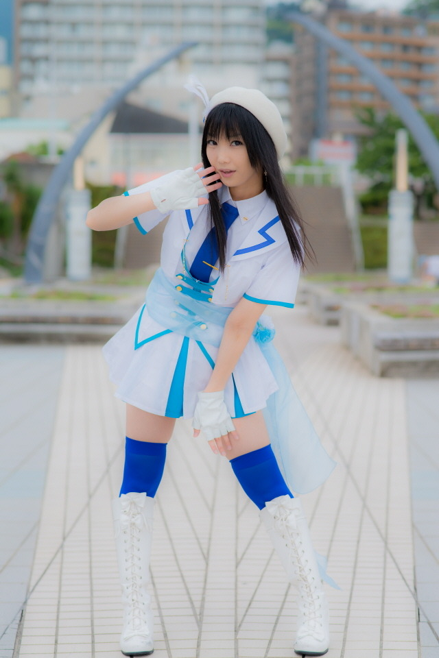 Sonoda Umi Cosplay C84 Lenfried LOVE A LIVE  Sonoda Umi Cosp...