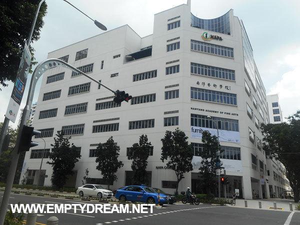NAFA Nanyang Academy of Fine Arts