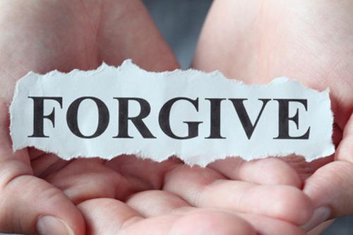 용서하는 법