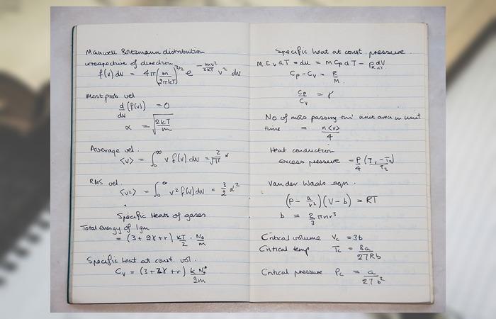 사진: 만약 정말 수학을 아예 몰라서 답지를 다 보았더라도 혼자서 다시 푸는 과정이 없다면 시간만 낭비하고 있는 것이다. 다시 풀지 않는 공부는 답비 배끼기에 불과하다. [수학 잘하는 방법 - 수학 답지를 보는 방법]