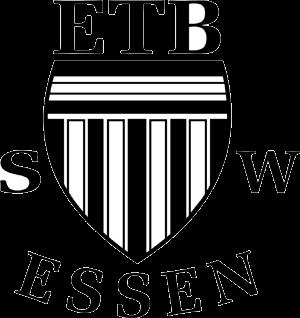 Schwarz-Weiß Essen emblem(crest)