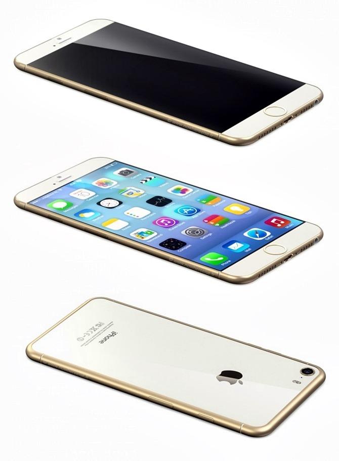 아이폰6 5.5인치, 아이폰6 5.5 디자인
