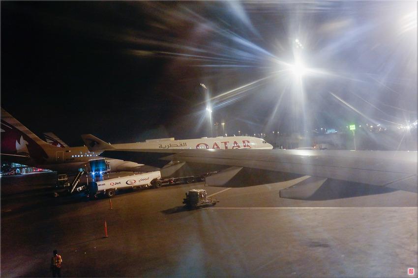[삼성NX300] 발칸 에필로그<12>_ 도하공항출발