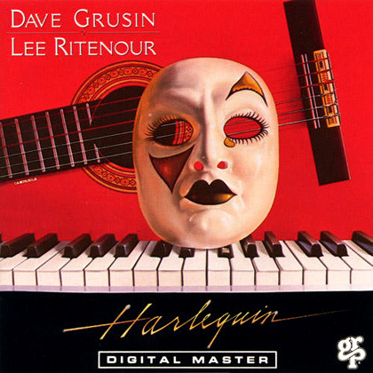 Dave Grusin & Lee Ritenour - Harlequin