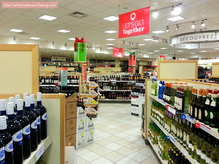 캐나다 주류 술 판매 유통 LCBO