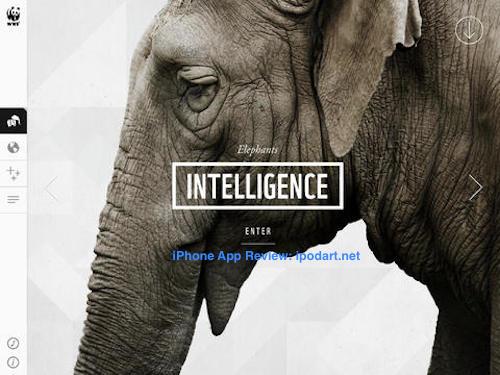 WWF Together 아이패드 앱스토어 베스트 앱 2013