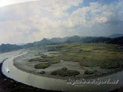 순천만 습지보호 지역