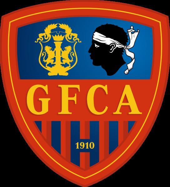 GFC Ajaccio emblem(Crest)