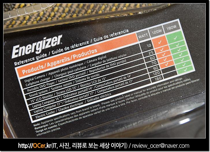 에너자이저, 차량용 인버터, 인버터, 에너자이저 en180, energizer, energizer en180, 차량용인버터설치, 12V차량용인버터, 24V차량용인버터, 차량용인버터가격, 차량용220V인버터, 캠핑차량용인버터, 중고차량용인버터, 노트북차량용인버터, 고속충전기, 차량용 충전기, 차량용 고속충전기