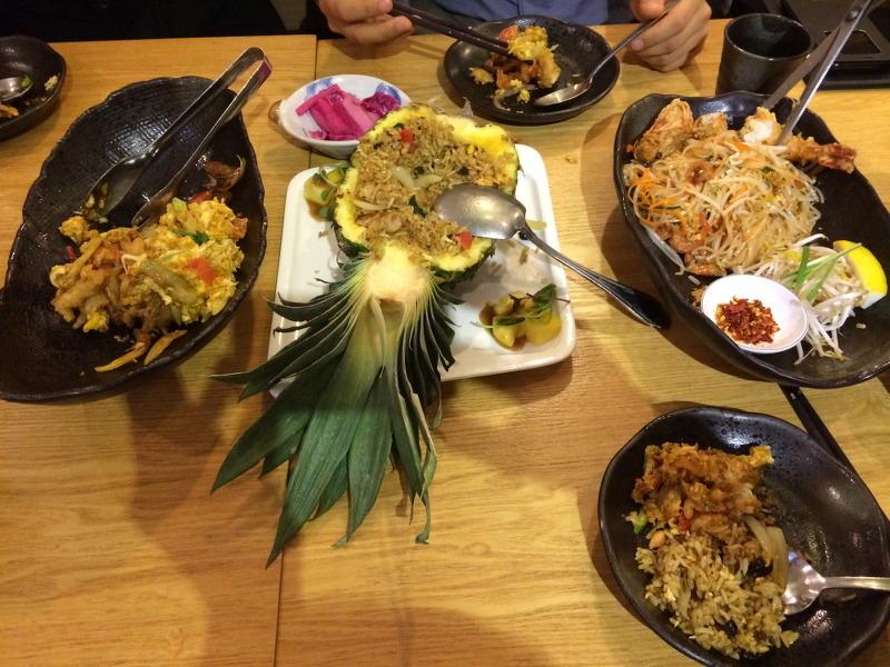 생어거스틴 강남파이낸스점 태국음식
